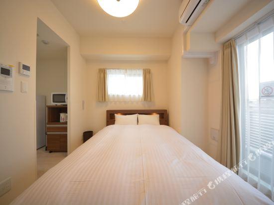 Bureau四天王寺酒店(Bureau Shitennoji Hotel)至尊景精緻套房