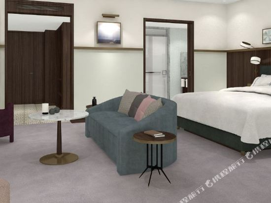 首爾艾美酒店(原,首爾麗思卡爾頓酒店)(Le Meridien Seoul)一室套房