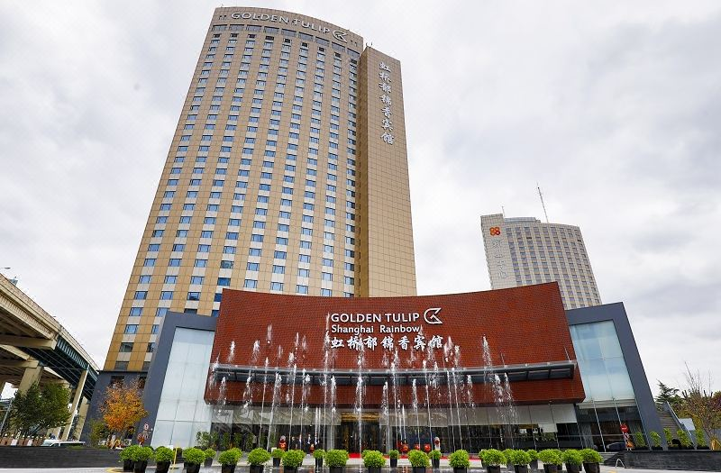 golden tulip shanghai rainbow hotel reviews and room rates