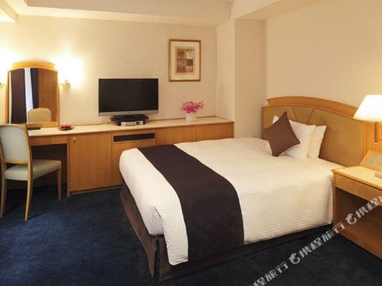 札幌格蘭大酒店(Sapporo Grand Hotel)東樓舒適光閣大床房