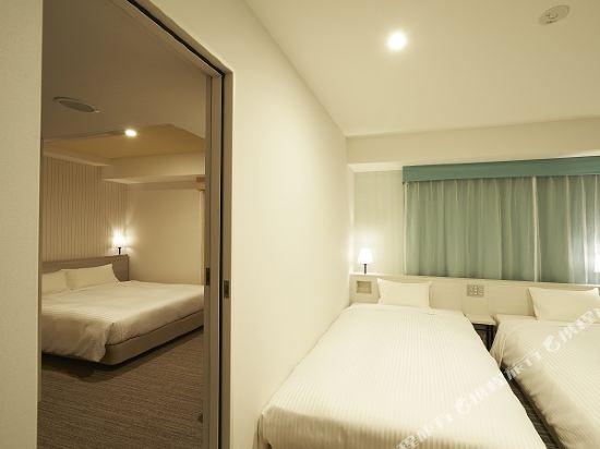 東京相鐵Fresa-Inn銀座三丁目酒店(Sotetsu Fresa Inn Ginza Sanchome)連通房