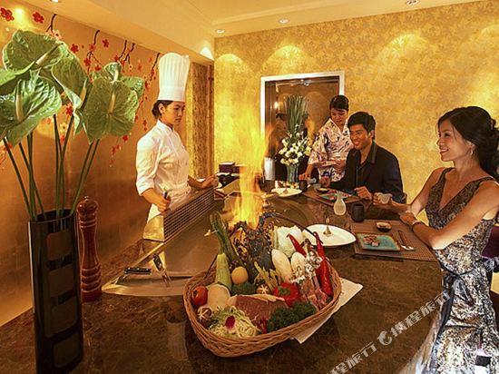中山東方海悅酒店(Hiyet Oriental Hotel)餐廳