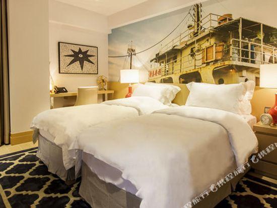 澳門卡爾酒店(Caravel Hotel)標準雙床房
