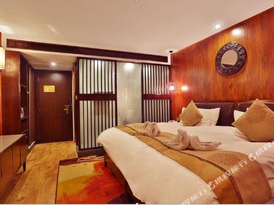天目湖御湖半島温泉酒店(The Peninsula of Royal Lake Hotels)雅緻大床