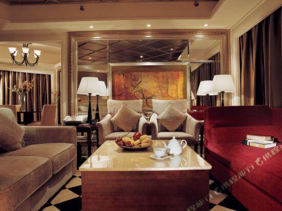 深圳999丹楓白露酒店(999 Royal Suites & TowersShenzhen)總裁套房