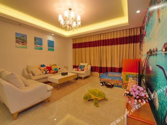 泰萊尚寓度假公寓(珠海海洋王國口岸店)(Tailai Shangyu Holiday Apartment (Zhuhai Ocean Kingdom Port))東南亞風情四房兩廳套房