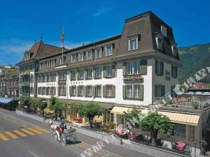 因特拉肯克雷布斯酒店(Hotel Krebs Interlaken)
