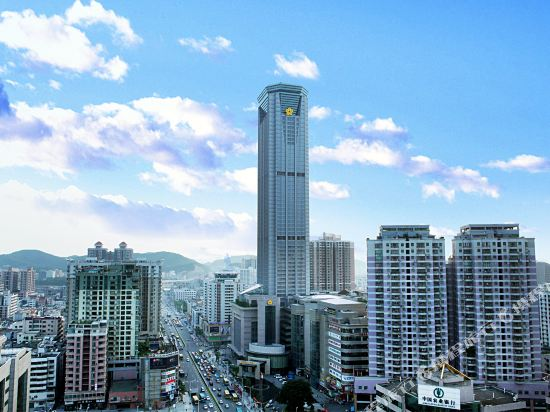 東莞虎門美思威爾頓酒店(Mels Weldon Dongguan Humen)外觀