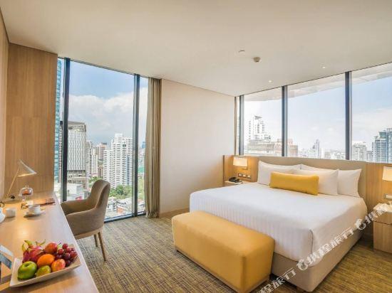 曼谷天空風景酒店(Compass SkyView Hotel Bangkok)俱樂部至尊尊貴房