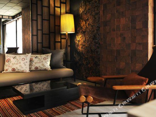 曼谷暹羅名家設計酒店(Siam@Siam Design Hotel Bangkok)至尊俱樂部傳統房
