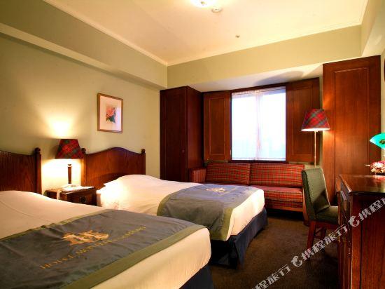 札幌蒙特利酒店(Hotel Monterey Sapporo)標準雙床房