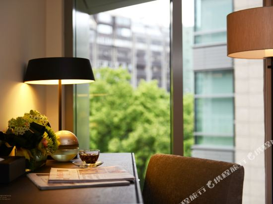 台北慕軒飯店(Madison Taipei Hotel)綠景客房