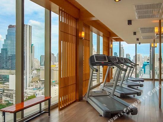曼谷安曼納酒店(Amara Bangkok Hotel)健身房