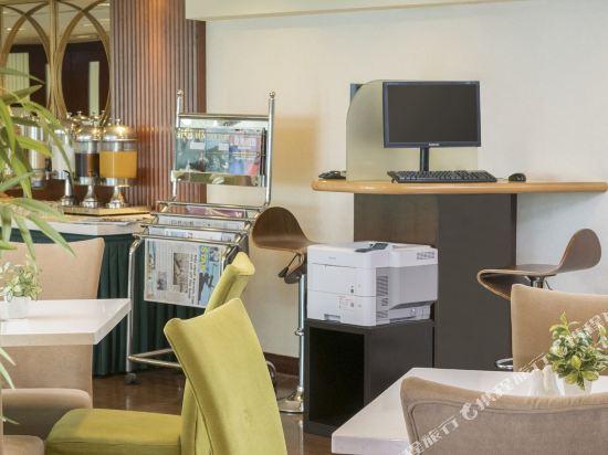 香港遠東絲麗酒店(Silka Far East Hotel)餐廳