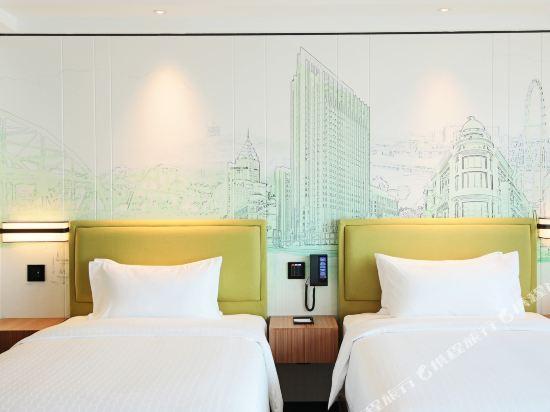 中山南朗希爾頓歡朋酒店(Hampton by Hilton Zhongshan Nanlang)高級雙床房