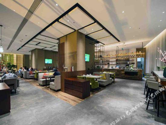 上海萬信R酒店(Wassim R Hotel)餐廳