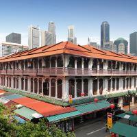 新加坡1887酒店酒店預訂