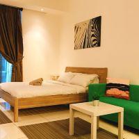 吉隆坡柒公館鄰近雙子塔及大使館區舒適公寓酒店預訂