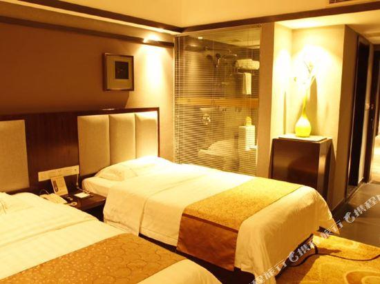 中山平謙精品酒店(Plainvim Boutique Hotel)精品雙人房