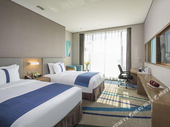 杭州東站智選假日酒店(Holiday Inn Express Hangzhou East Station)標準雙床房