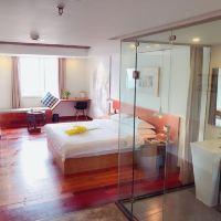 瓦當瓦舍旅行酒店· 重慶解放碑較場口地鐵站店酒店預訂