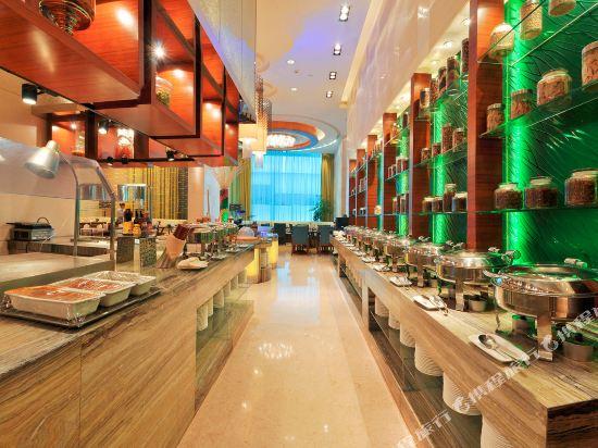 東莞厚街國際大酒店(HJ International Hotel)健身娛樂設施