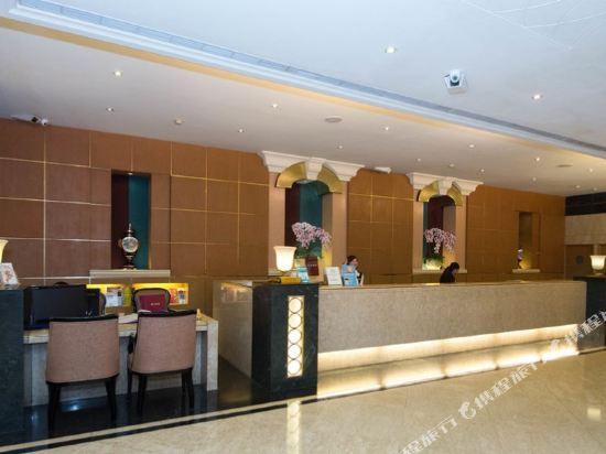台北三德大飯店(Santos Hotel)公共區域