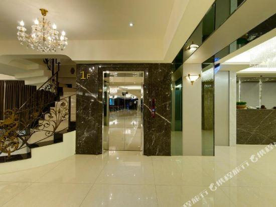 高雄首福大飯店(Harmonious Hotel)公共區域