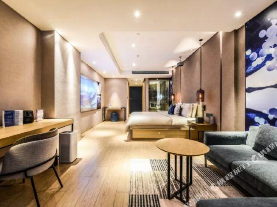 北京東直門亞朵S酒店(Atour S Hotel (Beijing Dongzhimen))智能體驗主題房