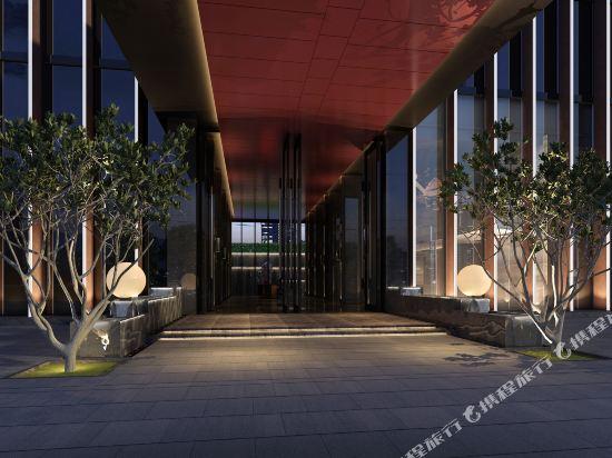 中濠精緻酒店(西鄉大道店)(Bbhol Elegant Hotel (Xixiang Avenue))外觀