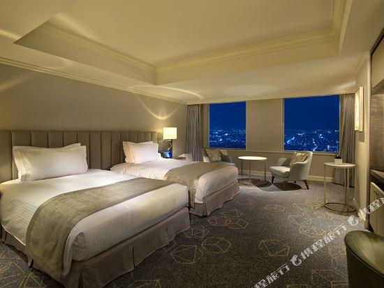 名古屋萬豪酒店(Nagoya Marriott Associa Hotel)高樓層豪華三人房