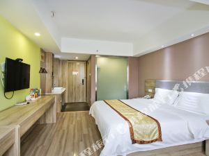 咸陽青橙商務酒店