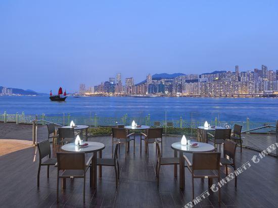 香港九龍海逸君綽酒店(Harbour Grand Kowloon)公共區域