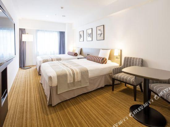 MYSTAYS 濱鬆町精品酒店(HOTEL MYSTAYS Premier Hamamatsucho)豪華雙床房