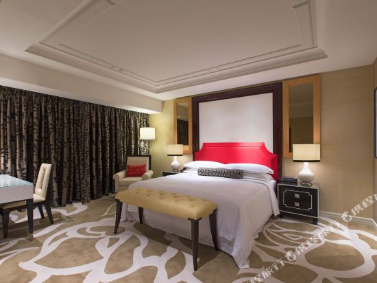 澳門喜來登金沙城中心大酒店(Sheraton Grand Macao Hotel, Cotai Central)豪華套房