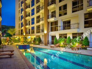 普拉特納克城市花園公寓(City Garden Pratumnak)