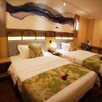 7天優品酒店(廣州番禺漢溪動物園大石地鐵站店)酒店預訂