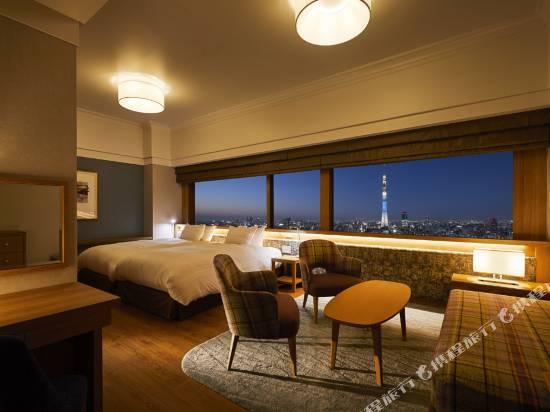 東京黎凡特東武酒店