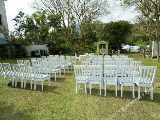 香港銀礦灣渡假酒店(Silvermine Beach Resort)婚宴服務