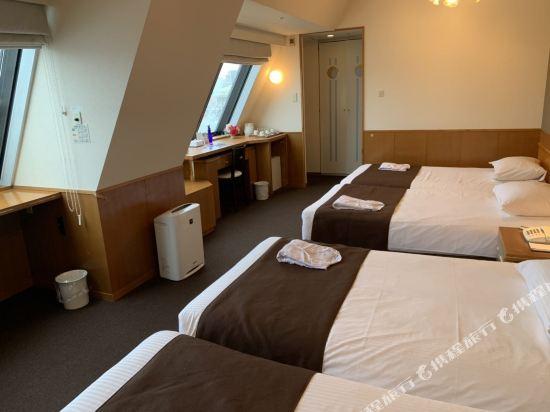 札幌大通Nest酒店(Nest Hotel Sapporo Odori)特大床雙人房
