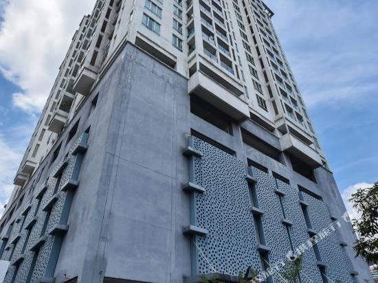 吉隆坡651尊享231 TR套房OYO公寓