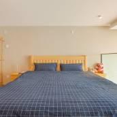 青島小天地loft海景房(棧橋市南金茂灣)公寓