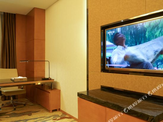 東莞金銀島國際大酒店(Treasure Island Hotel)高級雙人房