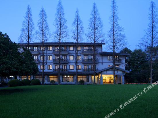 杭州大華飯店(Dahua Hotel)院子