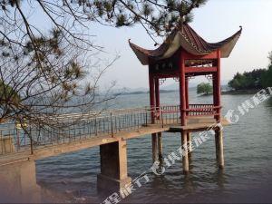 舒城六安萬佛湖逍遙島度假村