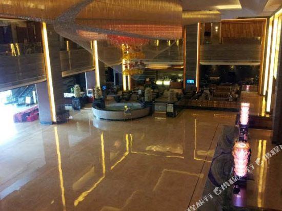 東莞石碣富盈酒店(Cinese Hotel Dongguan Shijie)大堂吧