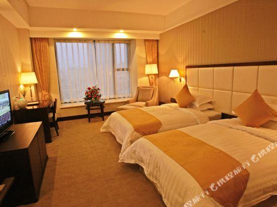 深圳澳城花園酒店(Ocean City Hotel Shenzhen)豪華雙床房
