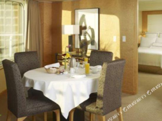 温哥華泛太平洋酒店(Pan Pacific Vancouver)Topaz 套房