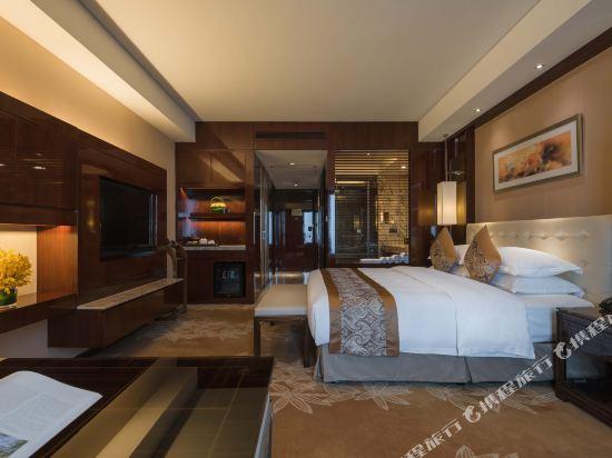 常州福記逸高酒店(Happiness Hotel)商務大床房