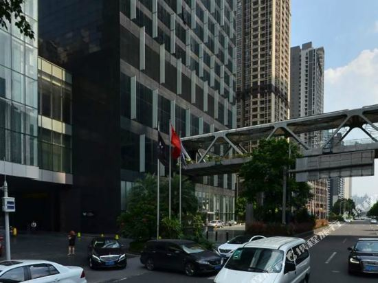廣州W酒店(W Guangzhou)周邊圖片